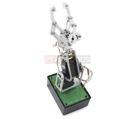 Robotic Claw Pan Tilt