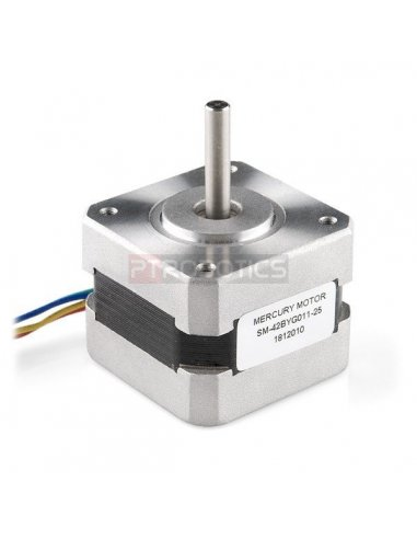 Stepper Motor 200Steps 12V 0.3A 32oz-in | Motor Stepper |