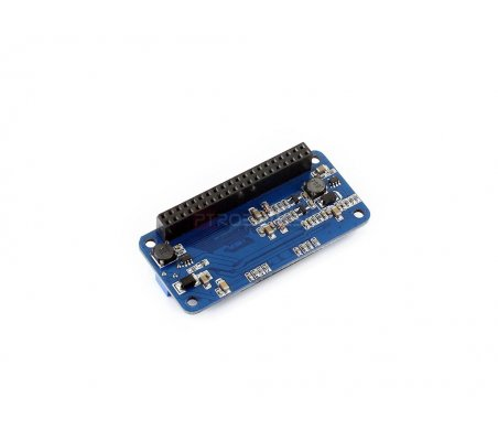 7inch IPS Display for Raspberry Pi w/ DPI interface 1024x600 - No Touchscreen Waveshare