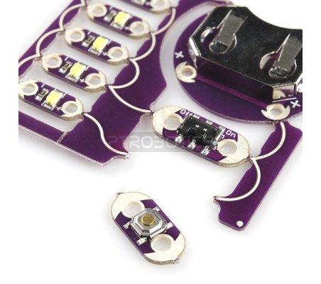 ProtoSnap - LilyPad E-Sewing Kit