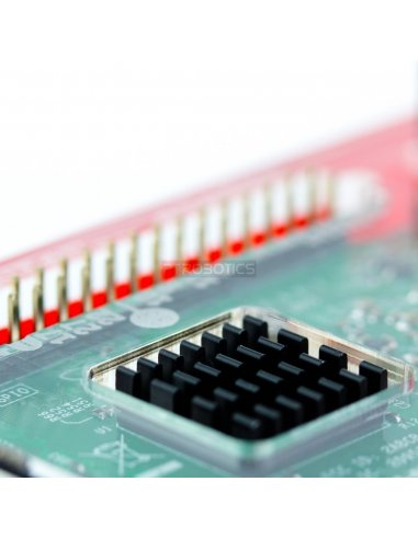 Raspberry Pi 3 Heatsink - 6mm (works with HATs)
