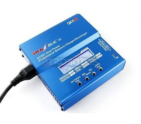 iMAX B6AC V2 Balance Charger and Discharger   Carregador de Baterias  