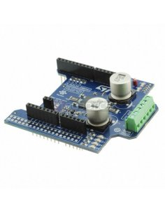 X-NUCLEO-IHM03A1 - High power stepper motor 2×15A DC Motor Driver
