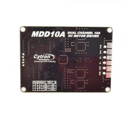 Cytron 10A 5-25V Dual Channel DC Motor Driver