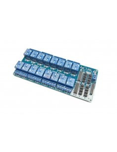 Funduino 16 Channel 5V Relay Module