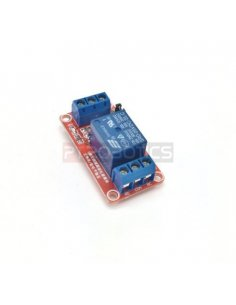 Funduino Relay module high and low level trigger