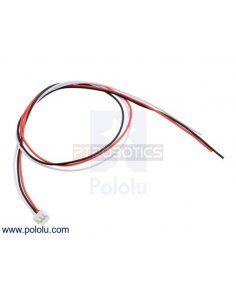 3-Pin Female JST ZH-Style Cable (30cm) for Sharp GP2Y0A51 Distance Sensors