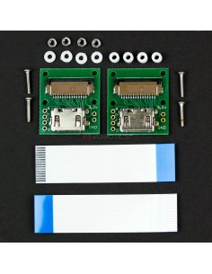 Raspberry Pi Camera HDMI Cable Extension