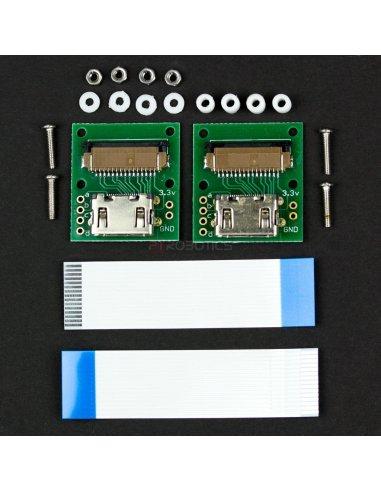 Raspberry Pi Camera HDMI Cable Extension | Cabos e adaptadores |