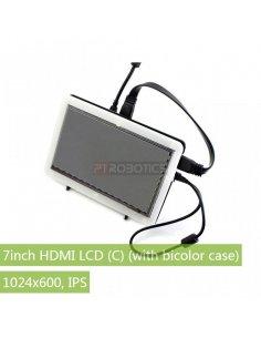 7inch HDMI LCD (C) + Bicolor case