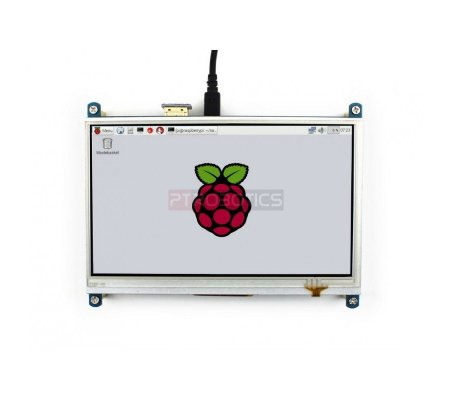 7inch HDMI LCD 1024×600 Waveshare
