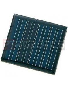 Célula Fotovoltaica 4V 35mA
