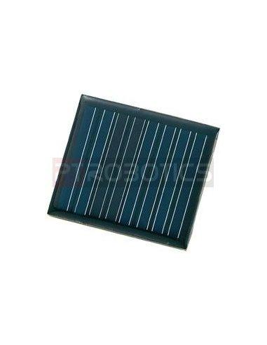 Célula Fotovoltaica 4V 35mA | Solar |