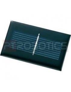 Célula Fotovoltaica 0V5 400mA