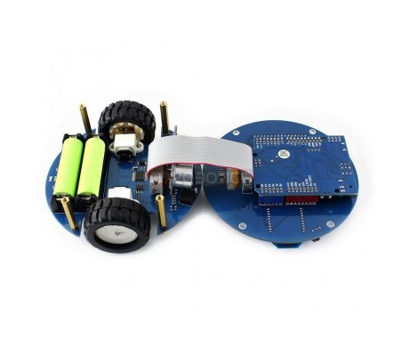 AlphaBot2 robot building kit for Arduino Waveshare