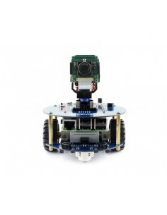 AlphaBot2 robot building kit for Raspberry Pi 3 Model B