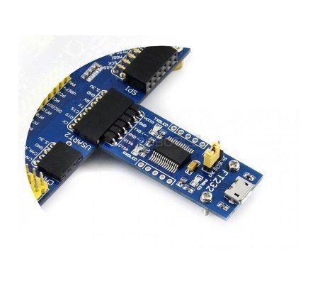 FT232 USB UART Board w/ USB micro connector Waveshare
