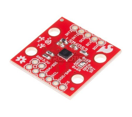 SparkFun 6 Degrees of Freedom Breakout - LSM6DS3 Sparkfun