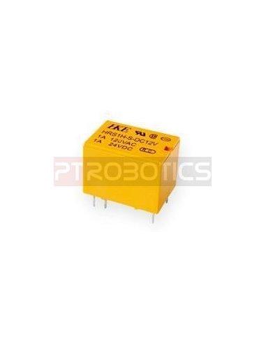 Relay SPST HRS1H-S Coil 12V