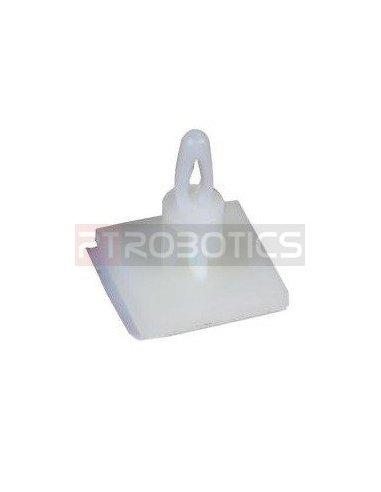 Adhesive locking PCB support nylon M3 9.5mm | PCB |