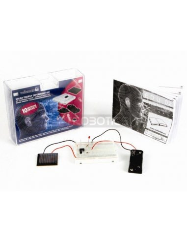 Solar Energy Experiment Kit EDU02 Velleman Velleman