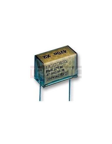 Condensador Supressor RIFA X2 0.6UF | Condensadores Supressores |