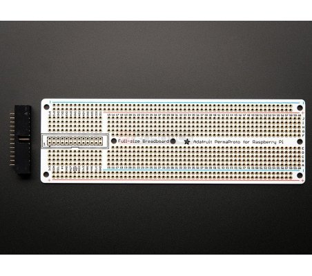 Adafruit Perma-Proto Raspberry Pi Breadboard PCB Kit   Varios - Raspberry Pi   Adafruit