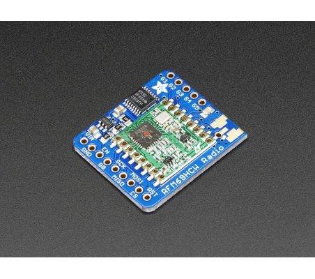 Adafruit RFM69HCW Transceiver Radio Breakout -  433 MHz | RFM22 | Adafruit