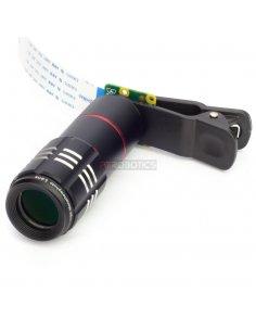 Pimoroni Telephoto Lens (12x)