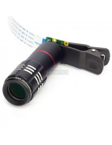 Pimoroni Telephoto Lens (12x) | Cameras Raspberry Pi | Pimoroni