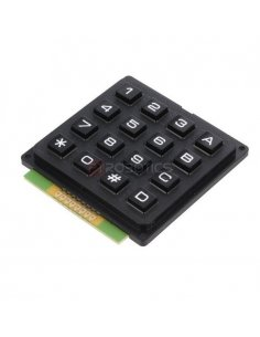 Keypad 16 Button