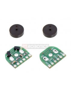 Magnetic Encoder Pair Kit for Micro Metal Gearmotors 12 CPR 2.7-18V