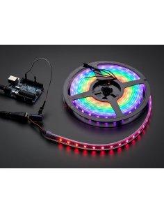 NeoPixel Digital RGB LED Strip - White 60 LED - 1m - White Adafruit