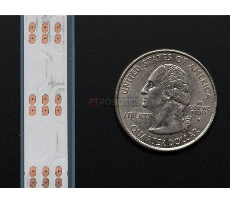 NeoPixel Digital RGB LED Strip - Branco 60 LED - 1m - Branco Adafruit