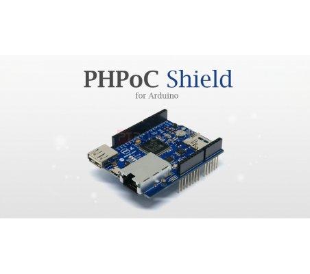 PHPoC Shield for Arduino | Comunicação Arduino | Sollae Systems