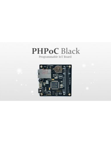 PHPoC Black | Sollae PHPoC | Sollae Systems