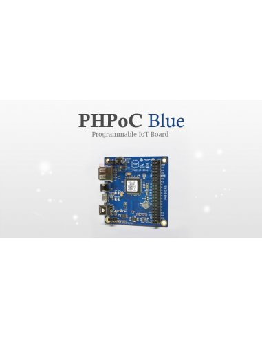 PHPoC Blue | Sollae PHPoC | Sollae Systems