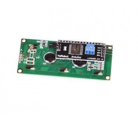 16x2 I2C LCD module Funduino