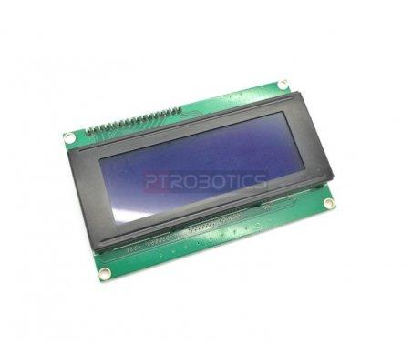 20x4 I2C LCD module Funduino