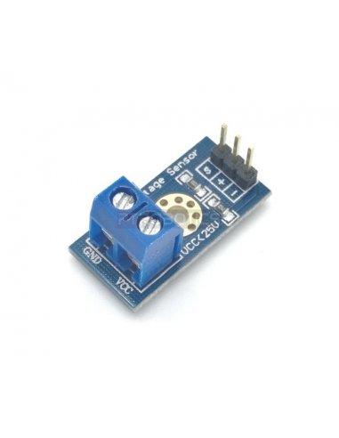 Funduino Voltage Sensor For Arduino