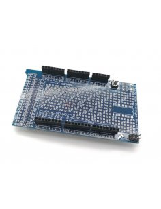 Funduino Prototyping Shield with mini Breadboard for Arduino Mega