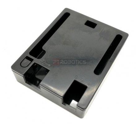 Arduino Uno Case - Black   Caixa Arduino   Funduino