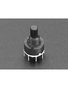 Mini 8-Way Rotary Selector Switch - SP8T