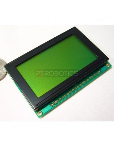 Graphic LCD 128x64 STN LED Backlight | LCD Grafico |