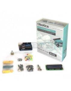 Ebotics Build & Code Basic - Electronic Kit