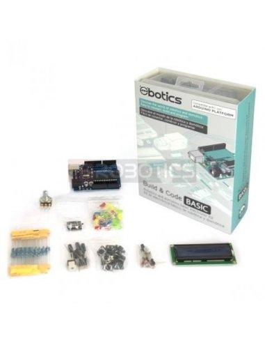 Ebotics Build & Code Basic - Electronic Kit | Ebotics |