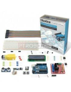 Ebotics Build & Code Plus - Electronic Kit