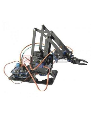 Kit DIY Ebotics - Braço Robótico | Ebotics |