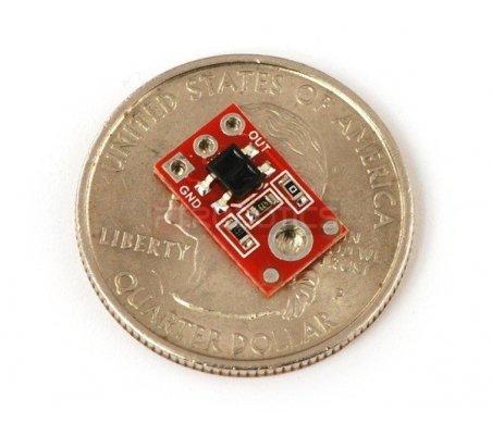 QTR-1RC Reflectance Sensor (2-Pack) | Sensores Ópticos | Pololu