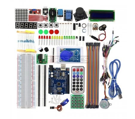 Kit Arduino Uno RFID - Intermédio